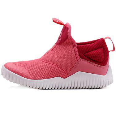 阿迪达斯 adidas 童鞋小童海马鞋一脚蹬柔软舒适运动训练鞋 CP9413