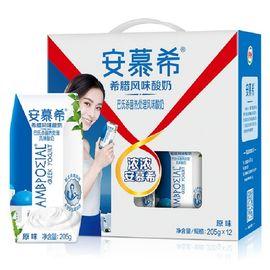 伊利 安慕希酸奶205g*12盒