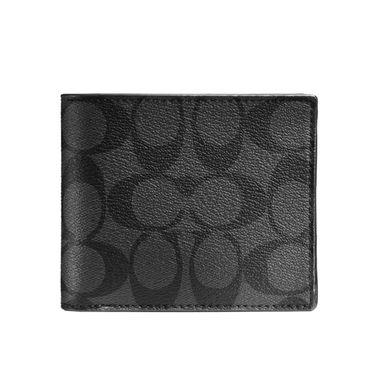 COACH 蔻驰 男士CLOGO系列短款钱包钱夹 F74993