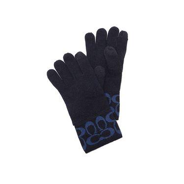 COACH 蔻驰 女士触摸屏五指手套 F86026