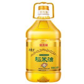 金龙鱼 谷维多稻米油10000ppm食用油3.68L/桶