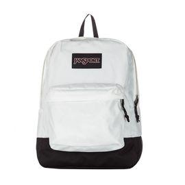 JANSPORT 杰斯伯 限量版校园撞色双肩背包书包 T60G WHX 纯白