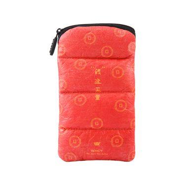 Kinbor 软绵睡袋笔袋手机包