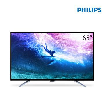 飞利浦 (PHILIPS) 65PUF6701/T3 65英寸4K高清安卓网络智能电视机