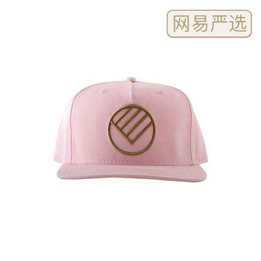 【严选】简约纯色平沿棒球帽