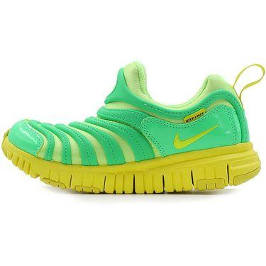 耐克 NIKE 毛毛虫糖果色童趣男女童运动鞋舒适耐磨防滑跑步鞋 343738-306