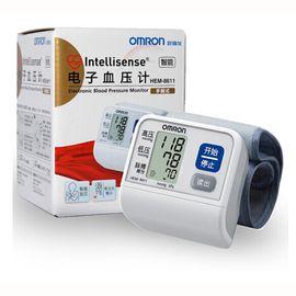 欧姆龙 电子血压计 HEM-8611(手腕式)智能加压测量血压
