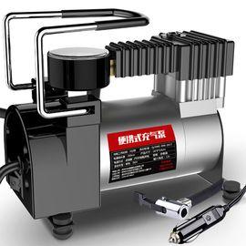 爱蚁 车载充气泵 多功能快充汽车轮胎打气带胎压表12v应急打气泵  AF-002