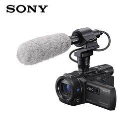 索尼 SONY ECM-CG60枪型麦克风单反微单单电摄像机微电影外接麦克风