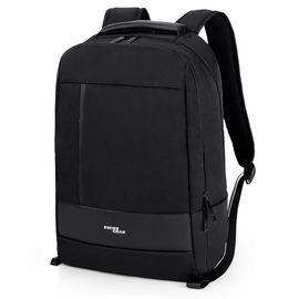SWISSGEAR 瑞士军刀 商务时尚百搭双肩包 防泼水休闲书包 USB充电15.6英寸电脑包 旅行背包 SA-6704