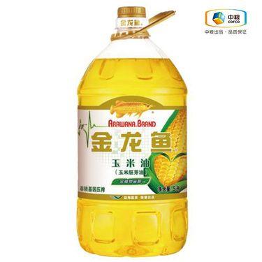 金龙鱼 玉米油 非转基因 压榨
