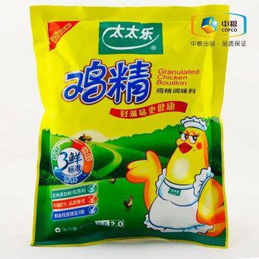 太太乐 三鲜鸡精 加倍提鲜 面条煲汤调味品炒菜调味料替代味精