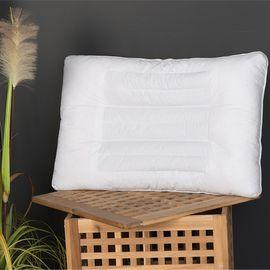 多喜爱 长方形单人枕双面枕芯全棉面料学生枕头经典荞麦枕