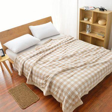 凯盛家纺 可水洗空调被 格林舒滑柔肤夏被 单双人被子 床上用品 床品