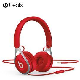 beats EP头戴式有线耳机 魔音HiFi重低音线控耳麦 苹果iPhone耳机
