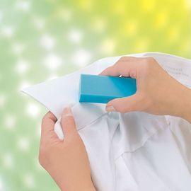 SANADA 日本进口洗衣皂 衣领专用香皂 肥皂 去污肥皂 衣领净 无香