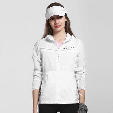 伯希和 PELLIOT户外皮肤风衣 男女春夏季新款运动修身防紫外线防晒服