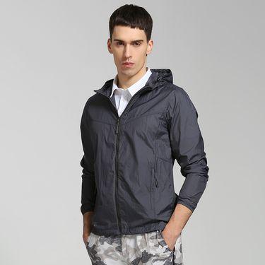 伯希和 户外皮肤衣男女防紫外线防晒衣轻薄透气防晒服运动风衣外套