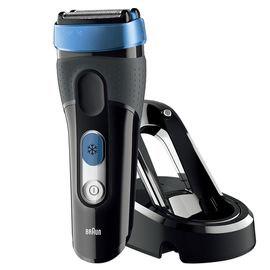 博朗 (BRAUN)CoolTec冰感CT2s电动剃须刀全身水洗刮胡刀