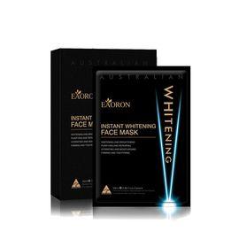 EAORON 即时美白提亮清洁面膜黑膜5片/盒 澳洲进口 美白清洁 美易在线