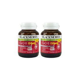 BLACKMORES/澳佳宝 辅酶Q10 150mg30粒保护心脏营养保健护心Rex