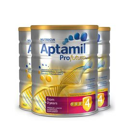 aptamil/爱他美 4段 (2岁以上)白金版婴幼儿牛奶粉900g 澳洲进口益生元配方 美易在线