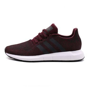 阿迪达斯 Adidas Swift Run 男鞋  春新款三叶草经典鞋运动休闲鞋跑步鞋CQ2118