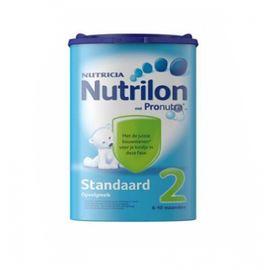 Nutrilon/诺优能 牛栏 婴幼儿奶粉 2段(适合6-12个月)800g 荷兰进口 助宝宝健康成长 CST购