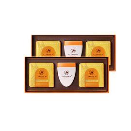 Guerisson  格丽松 马油保湿洁面皂 120g*2块 韩国进口 马油洁面 护肤保湿 海豚跨境