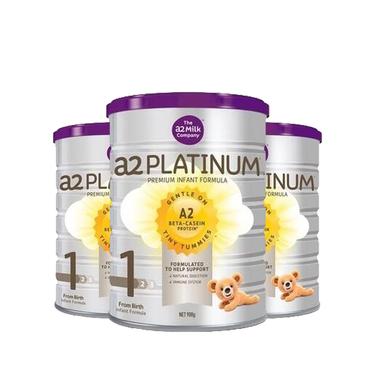 a2  白金系列婴幼儿奶粉 1段(适合0-6个月)900g 澳洲进口 天然纯净的奶源体 CST购