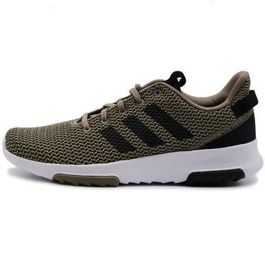 阿迪达斯 Adidas neo男鞋  春季新款运动鞋低帮透气休闲跑步鞋BC0020
