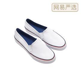 网易严选 简约帆布懒人鞋