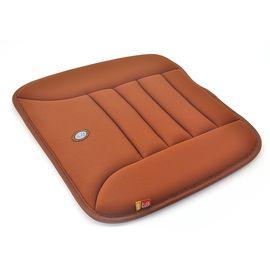 GiGi 汽车坐垫记忆棉座垫防滑免绑单片车载垫四季车用无靠背垫子