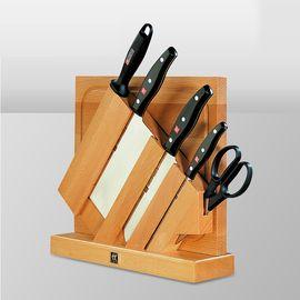 双立人 ZWILLING 孖人牌 Twin Pollux刀具刀座套装6件 德国进口 原装进口刀具 小爷猪海外专营店