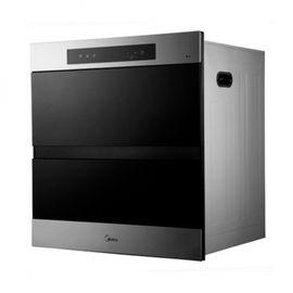 美的MIDEA 美的 96L二星级消毒碗柜家用嵌入式消毒柜MXV-ZLT-Q1036-SD银黑消毒柜