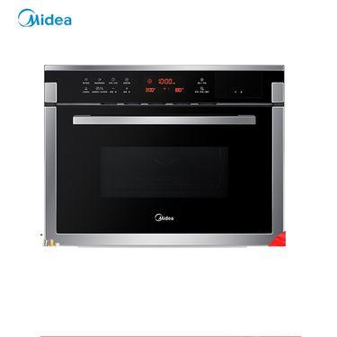 美的MIDEA 美的 44L电烤箱TF944EMJ-SS家用大容量嵌入式烘焙烤箱黑色嵌入式