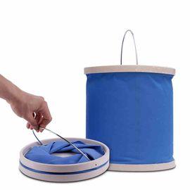 传枫 户外运动 车载折叠水桶 收纳桶 垃圾桶 11L 颜色随机
