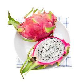 品赞 越南白心火龙果 5斤装 单果350-450g