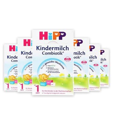 Hipp/喜宝   益生菌奶粉 成长1+段  600g 德国进口 100%纯天然及有机的保证 CST购