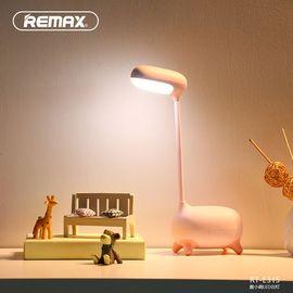 REMAX 鹿小萌时尚创意USB充电台灯led护眼触摸开关灯学习学生宿舍灯调光床头小台灯