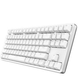 小米 悦米机械键盘87键网吧办公笔记本电脑背光红轴电竞游戏键盘