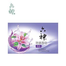 六神 除菌香皂(百合)90g