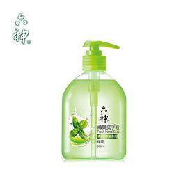 六神 清爽洗手液(绿茶)500ML