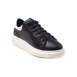 Ozwear UGG OB153 (没货)澳洲雪地靴品牌厚底增高全皮运动鞋单鞋厚底4cm 澳洲进口 IVY