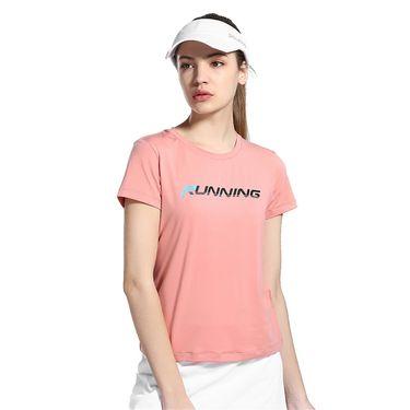 伯希和 PELLIOT运动t恤 男女短袖新款修身圆领跑步T恤健身服快干衣