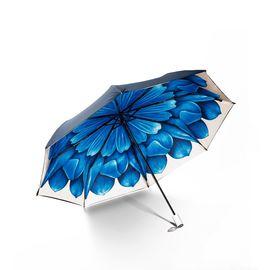 蕉下 BANANAUNDER双层防晒小黑伞晴雨两用太阳伞三折伞