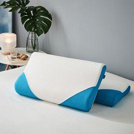 丽芙 进口天然乳胶枕(标准型)【新品上架】乳胶枕头成人护颈枕保健枕记忆枕芯进口橡胶颈椎枕