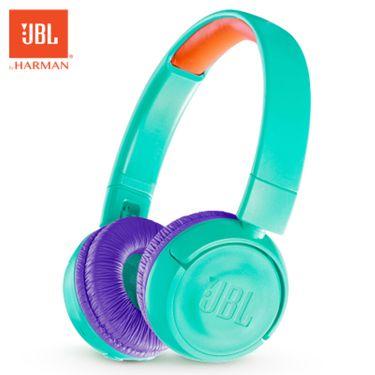 JBL BL JR300BT儿童耳机头戴式无线蓝牙耳机(三色可选,备注留言,无备注随机发)