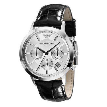 EMPORIO ARMANI 阿玛尼 手表 潮流意大利风格简约时尚男士手表AR2432