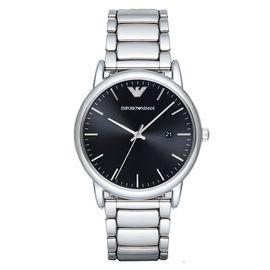 EMPORIO ARMANI 阿玛尼 手表 钢制表带经典时尚休闲石英男士腕表 AR2499